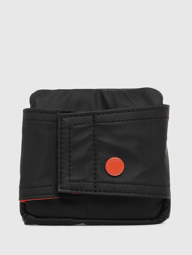 Diesel - SHOULDER-STRAP, Black - Small Wallets - Image 2