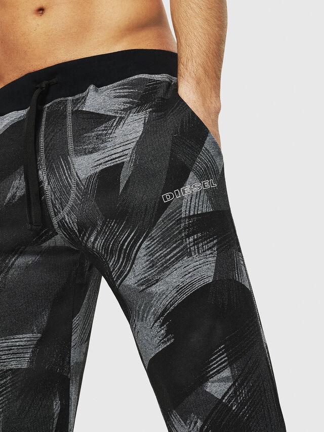 Diesel - UMLB-PETER, Gray/Black - Pants - Image 3