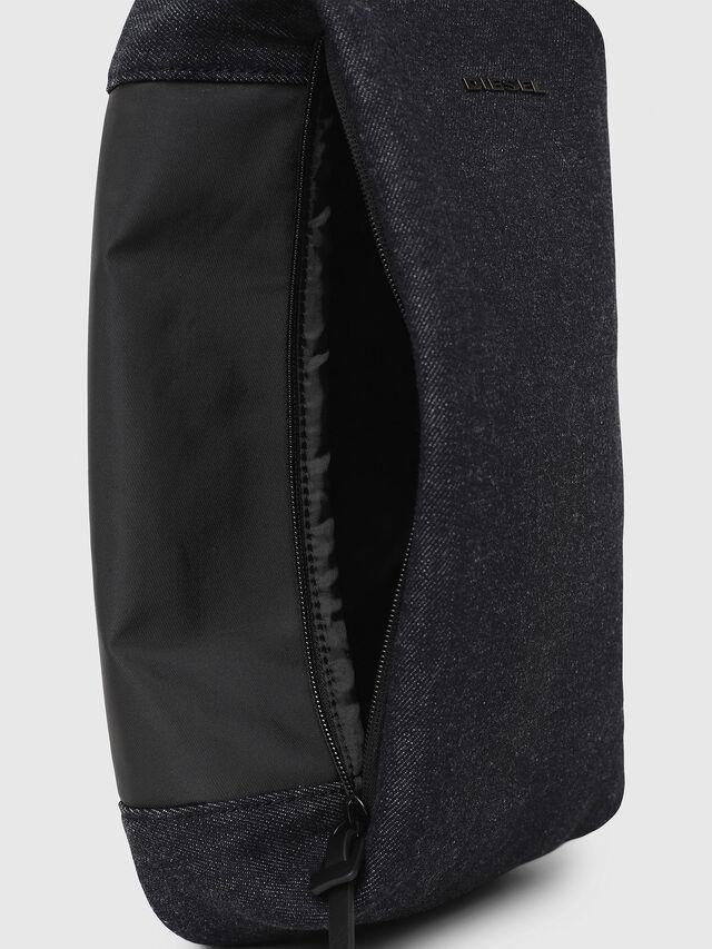 Diesel - D-SUBTORYAL MONO, Blue Jeans - Backpacks - Image 5