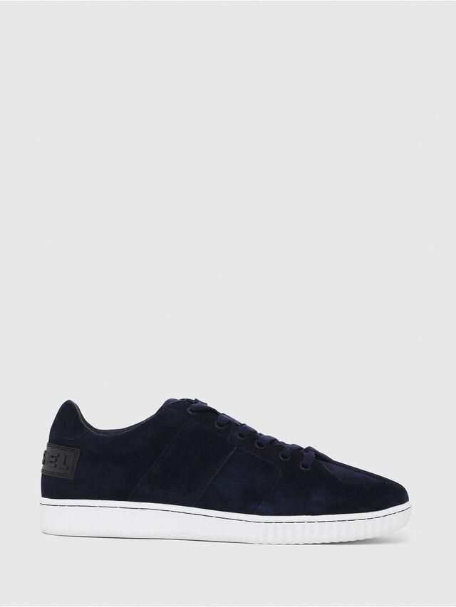 Diesel - S-MILLENIUM LC, Dark Blue - Sneakers - Image 1