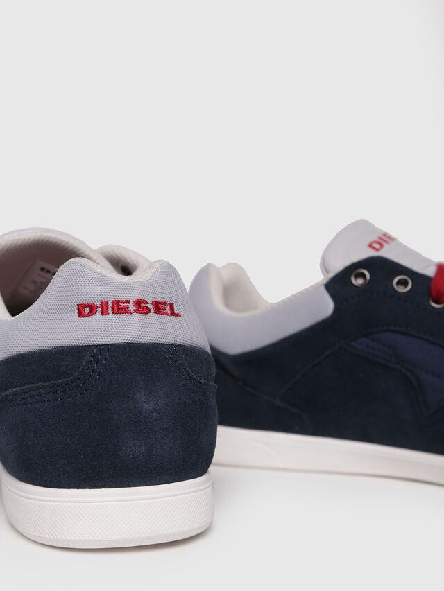 Diesel - S-HAPPY LOW, Dark Blue - Sneakers - Image 4