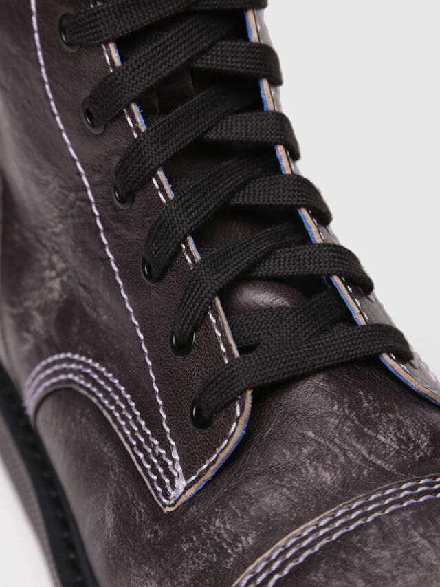 Diesel - D-CAGE DBB, Anthracite - Boots - Image 5