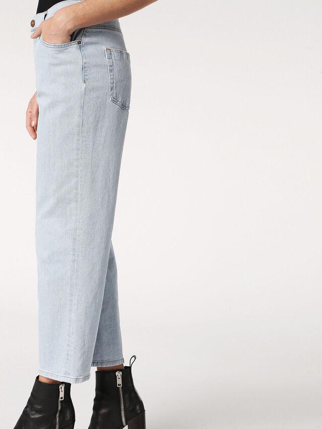 Diesel - Niclah 084RR, Light Blue - Jeans - Image 6