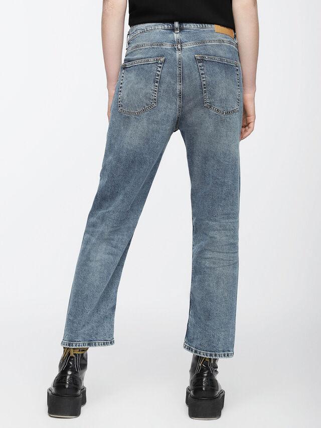 Diesel - Aryel 084UX, Medium Blue - Jeans - Image 2