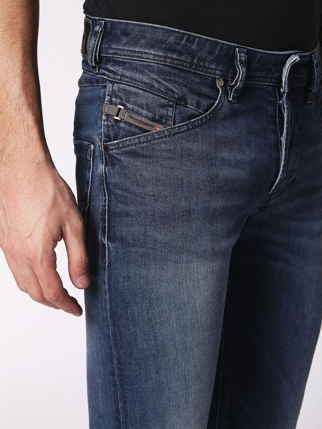 Diesel - Belther 084SY, Dark Blue - Jeans - Image 6