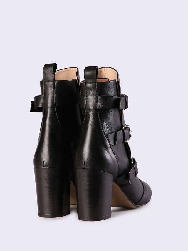 Diesel - D-ARLIN BMA, Black - Ankle Boots - Image 2