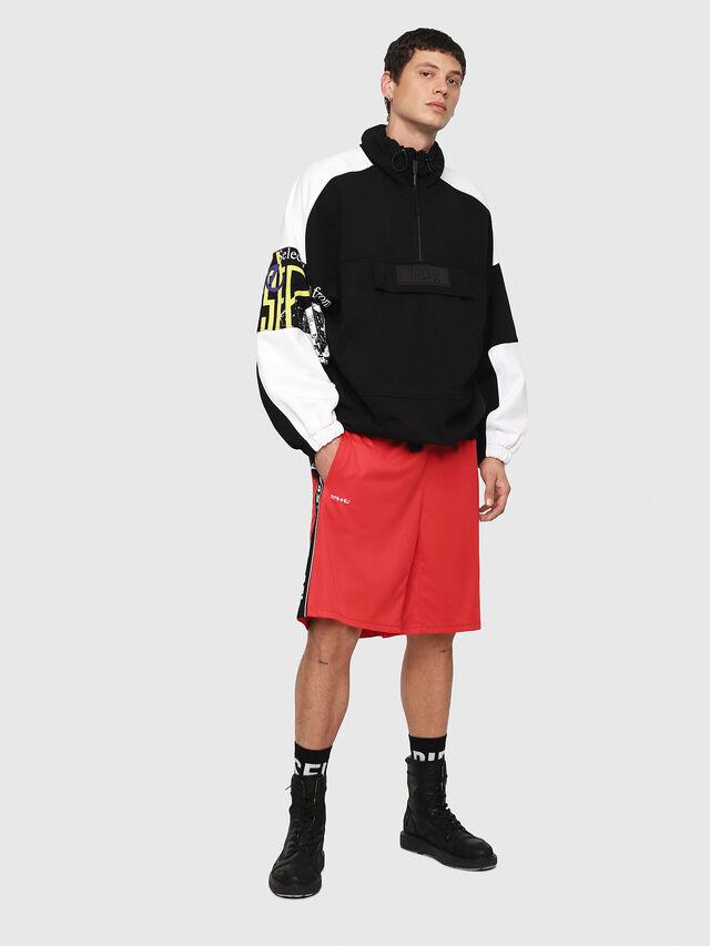 Diesel - P-HITOSHI, Red - Shorts - Image 6