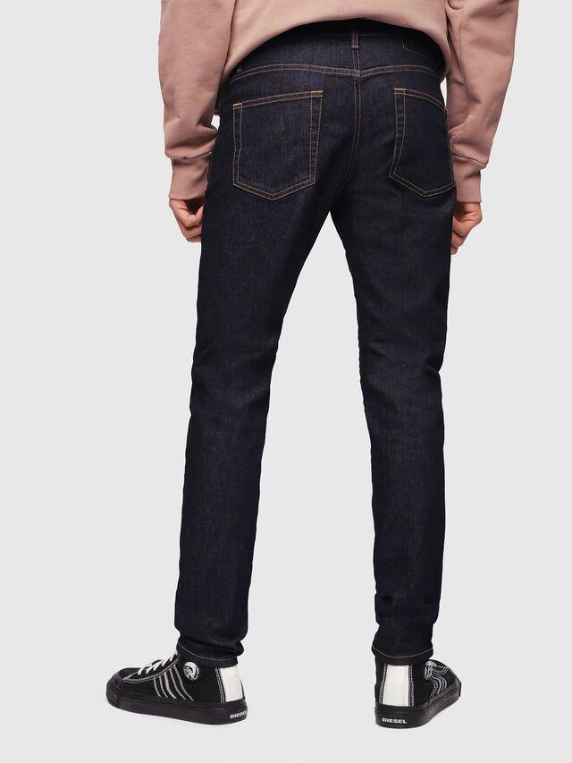 Diesel - D-Strukt 082AC, Dark Blue - Jeans - Image 2
