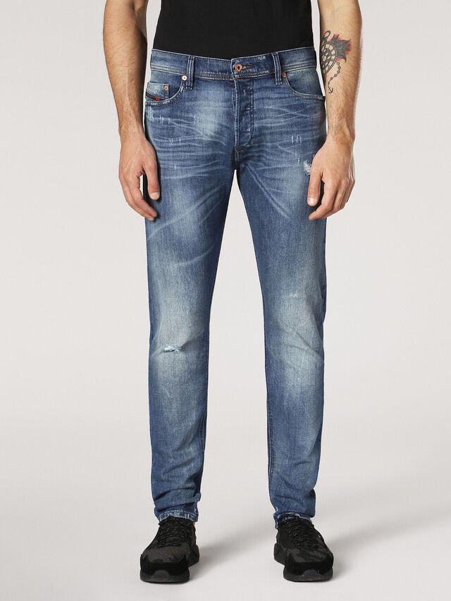 Diesel - Tepphar C84MX, Blue Jeans - Jeans - Image 1