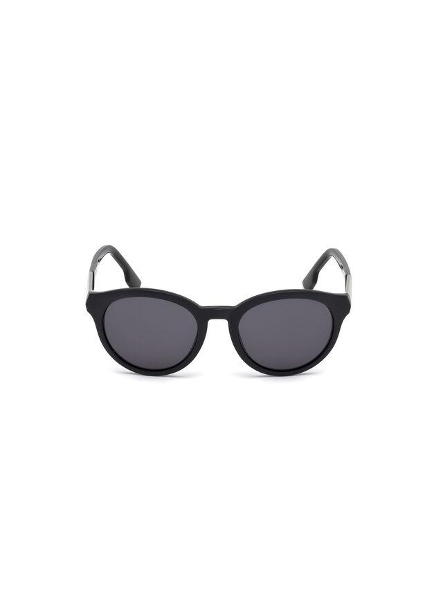 Diesel - DM0186, Black - Sunglasses - Image 1