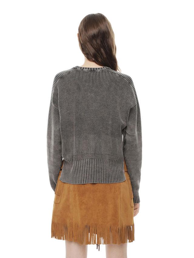 Diesel - MERIB, Grey - Sweaters - Image 2