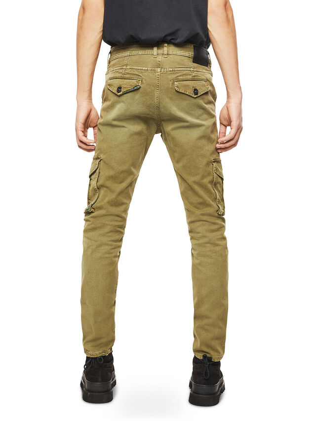Diesel - TYPE-2910, Green - Jeans - Image 2