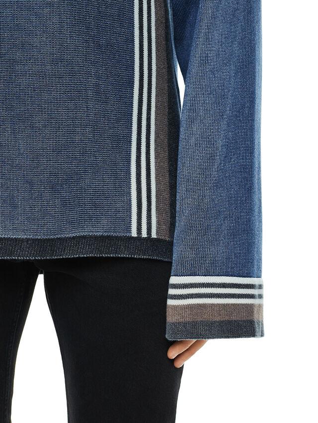 Diesel - KINDIGO, Blue - Sweaters - Image 5