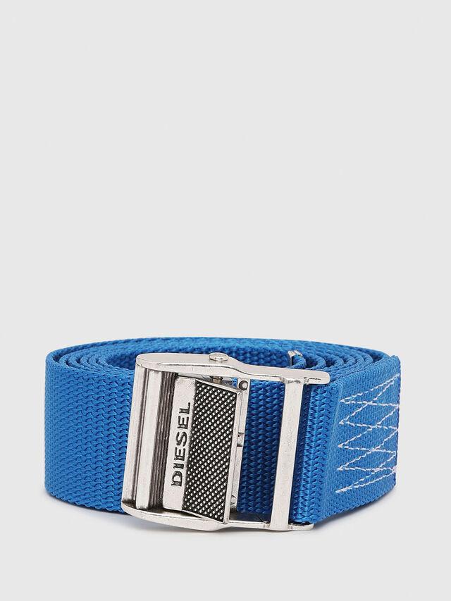 Diesel - B-ONAVIGO, Light Blue - Belts - Image 1