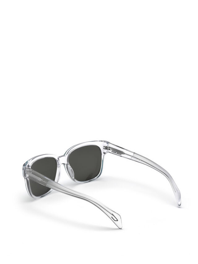 Diesel - DL0074, White - Sunglasses - Image 2