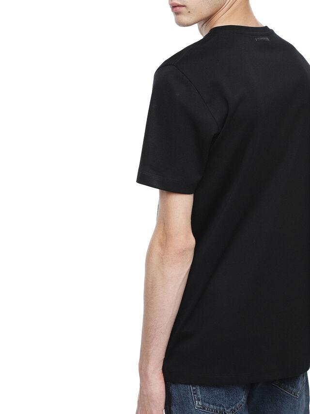 Diesel - TY-VOODOO, Black - T-Shirts - Image 2