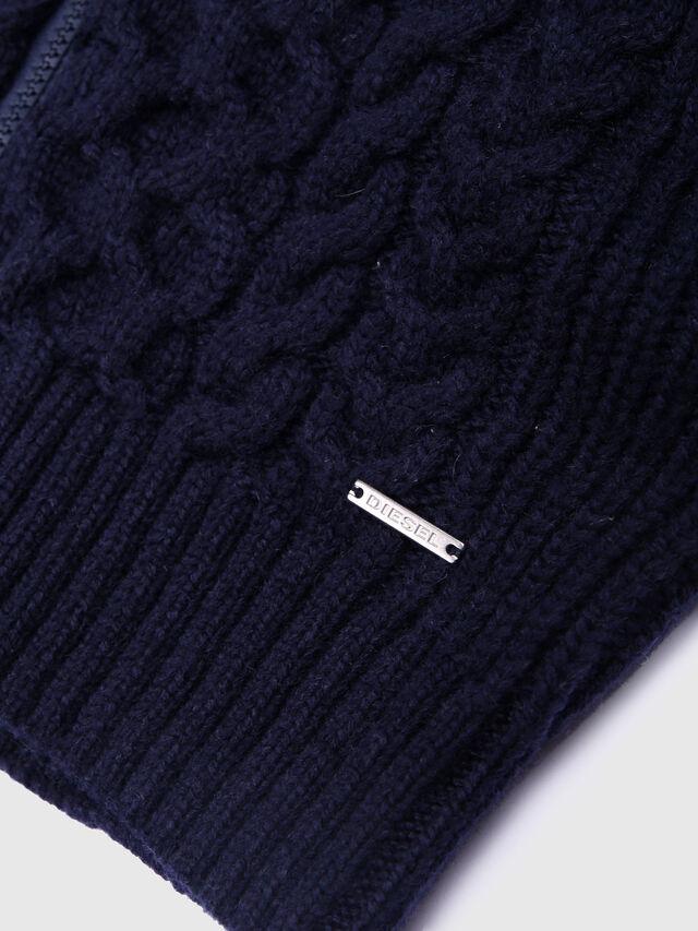 Diesel - KERKEB, Blue/Grey - Sweaters - Image 3