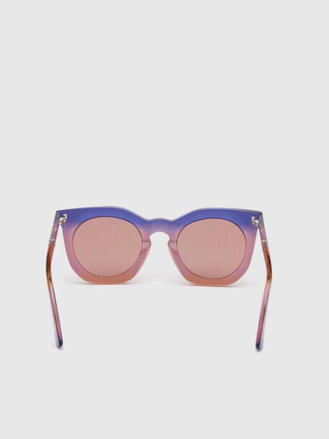Diesel - DL0283, Violet - Eyewear - Image 4