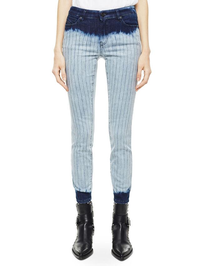 Diesel - TYPE-161C, Light Blue - Jeans - Image 1