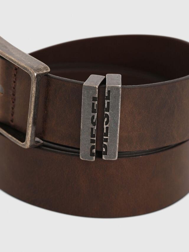 Diesel - B-MID, Brown - Belts - Image 2