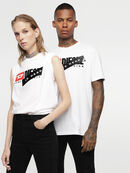 HC-T-JUST-DIVISION-A, White - T-Shirts