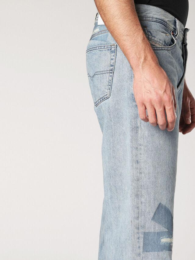 Diesel - Dagh 084SX, Light Blue - Jeans - Image 7