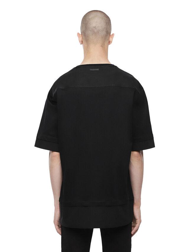 Diesel - TAGEO, Opaque Black - T-Shirts - Image 2