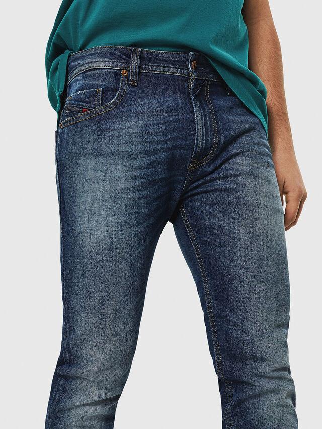 Diesel - Thommer C89AR, Dark Blue - Jeans - Image 3