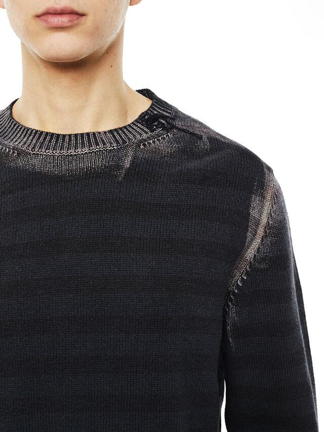 Diesel - KINTERKO, Black - Sweaters - Image 3