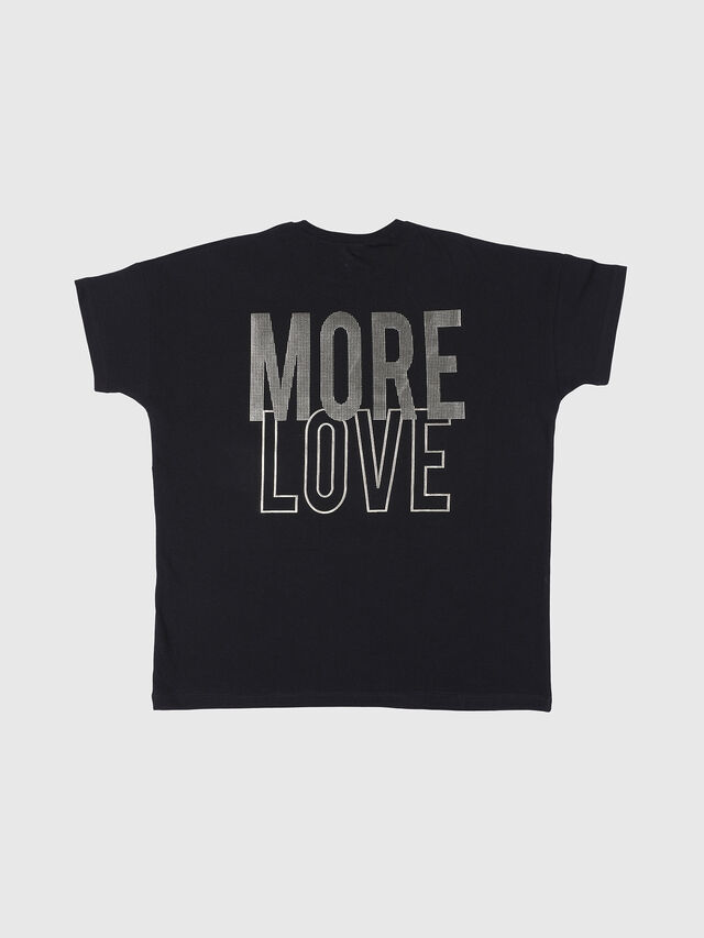 Diesel - TARIP MC, Black - T-shirts and Tops - Image 2