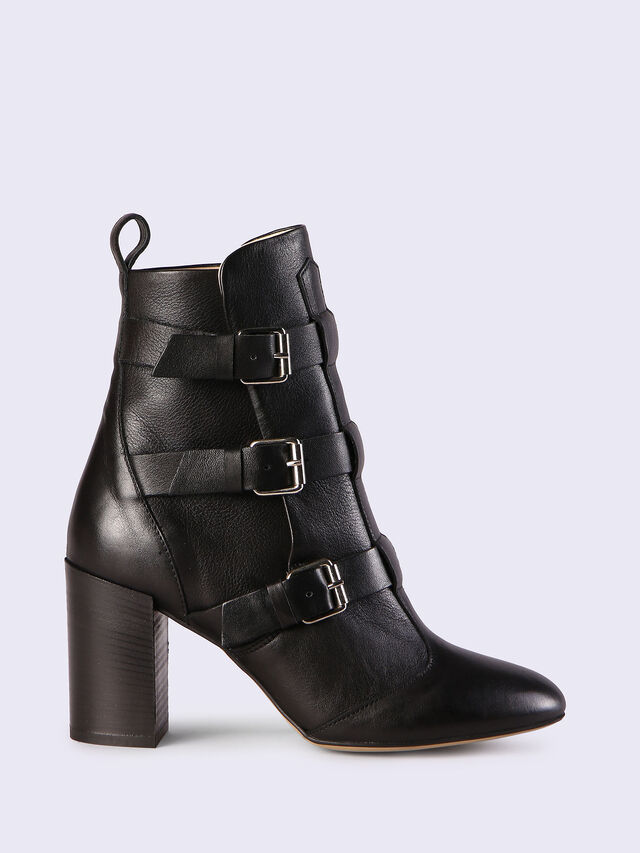 Diesel - D-ARLIN BMA, Black - Ankle Boots - Image 1