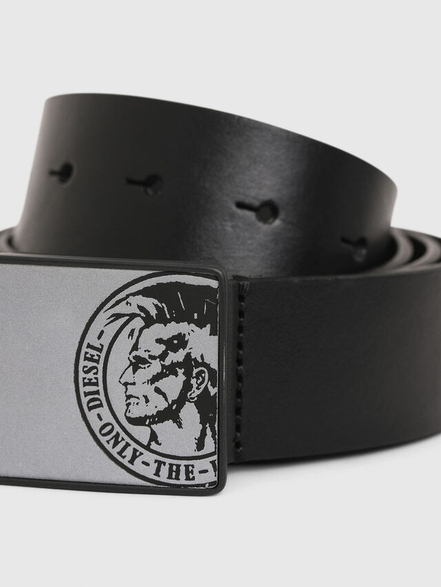 Diesel - B-ACCA, Black - Belts - Image 2