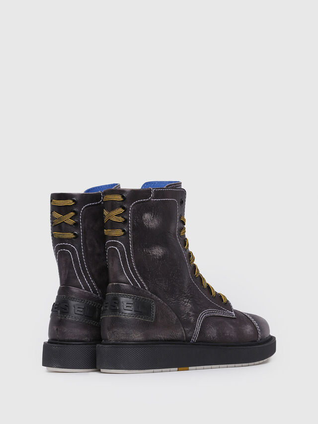 Diesel - D-CAGE DBB, Anthracite - Boots - Image 3