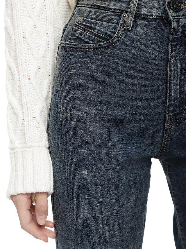 Diesel - TYPE-185HW, Blue - Jeans - Image 3