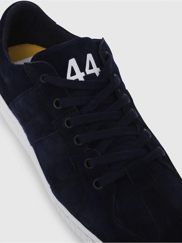 Diesel - S-MILLENIUM LC, Dark Blue - Sneakers - Image 5