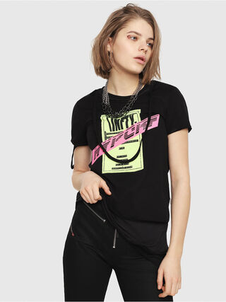 T-EMIKO-B,  - T-Shirts