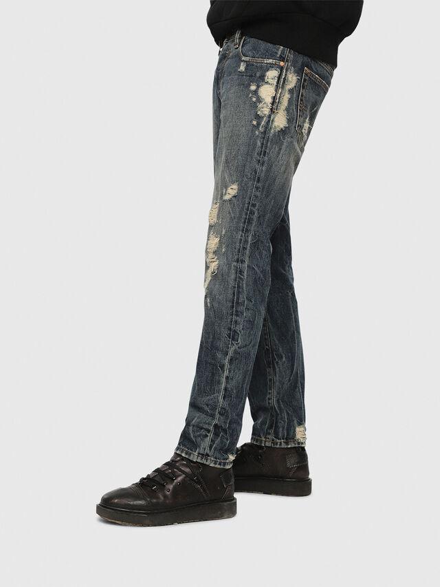 5fb1ceffcfd Diesel - Mharky 084ZM, Dark Blue - Jeans - Image 3