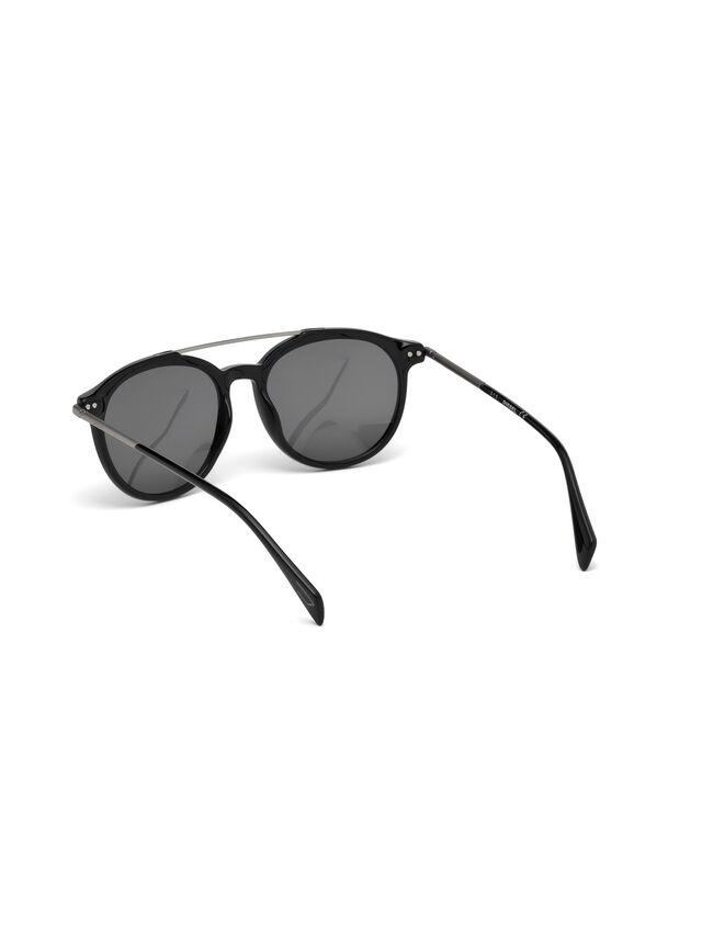 Diesel - DM0188, Black - Sunglasses - Image 2