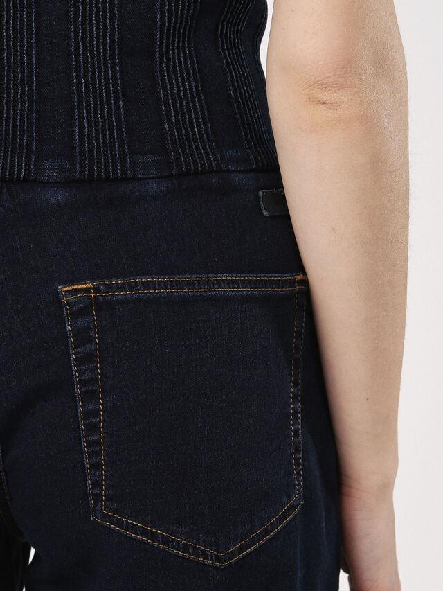 Diesel - Phyl JoggJeans 0689Y, Dark Blue - Jeans - Image 7