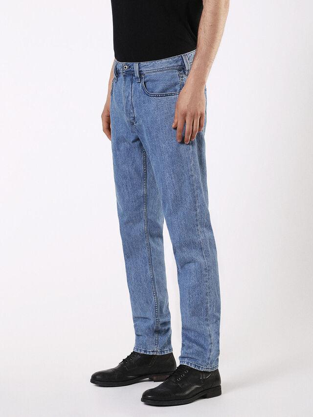 Diesel LARKEE-BEEX 084HF, Light Blue - Jeans - Image 7