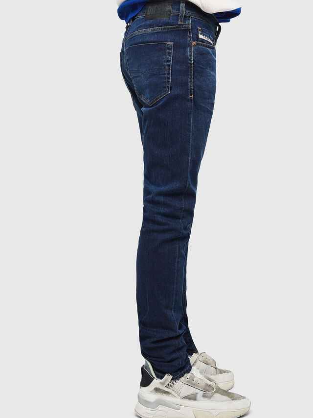 Diesel - Tepphar 083AT, Dark Blue - Jeans - Image 5