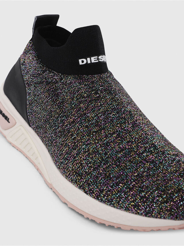 Diesel - S-KBY SO W, Multicolor/Black - Sneakers - Image 5