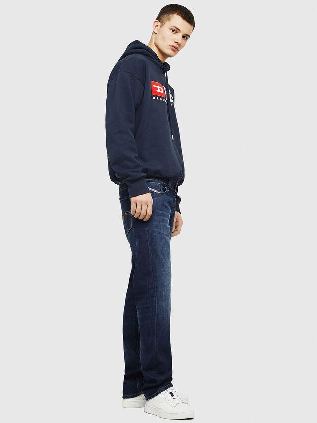 Diesel - Larkee 082AY, Dark Blue - Jeans - Image 5