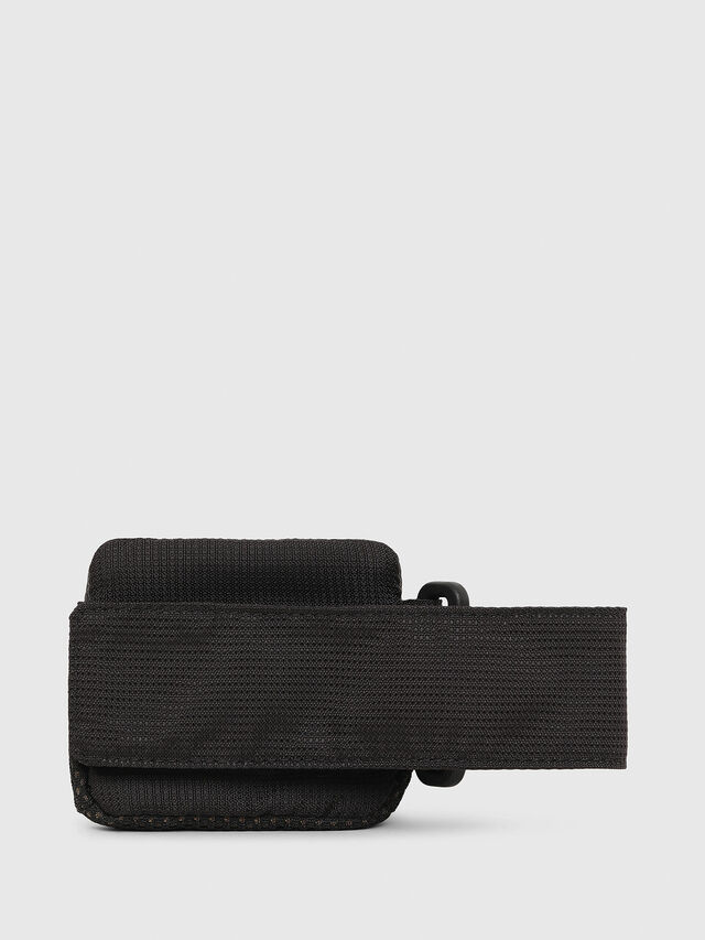 Diesel - LOSSOTTO, Black - Small Wallets - Image 2