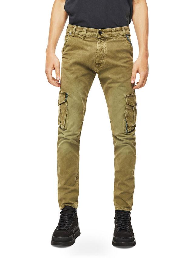 Diesel - TYPE-2910, Green - Jeans - Image 1