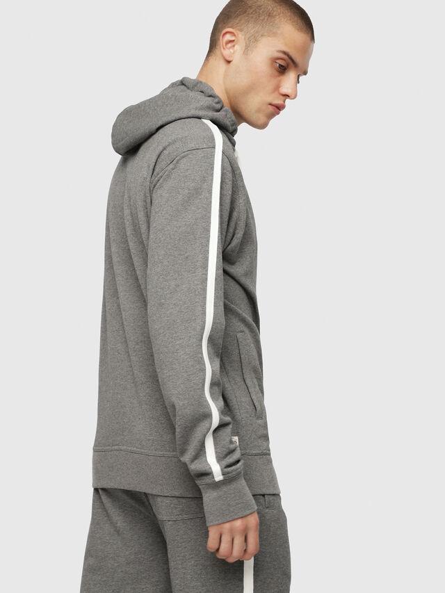 Diesel - UMLT-BRANDON-Z, Grey - Sweatshirts - Image 3