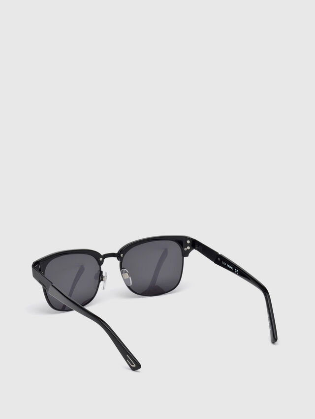 Diesel - DL0235, Black - Sunglasses - Image 4
