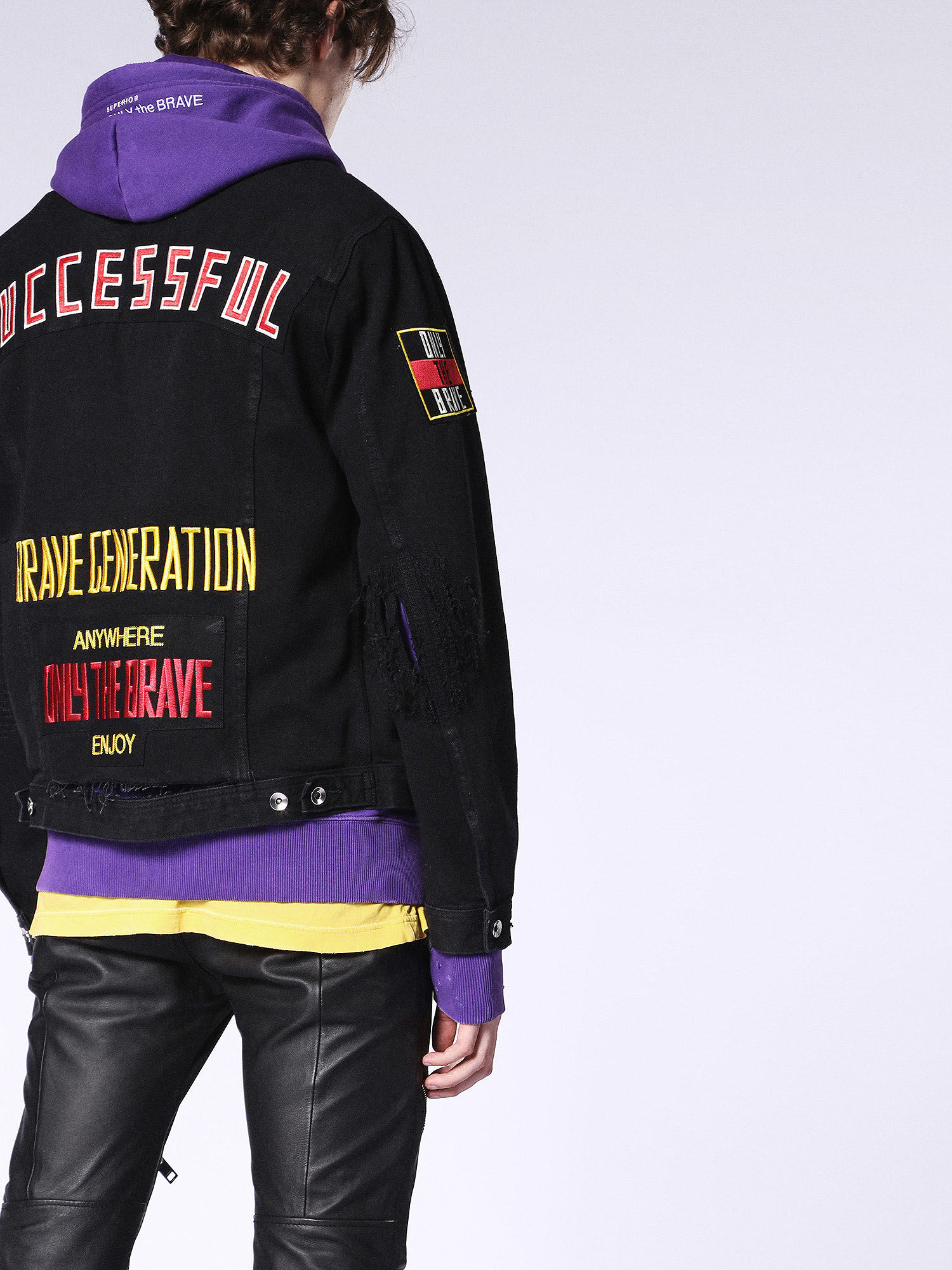 D generation jacket