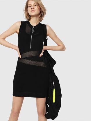Womens Dresses Casual Elegant Diesel Online Store