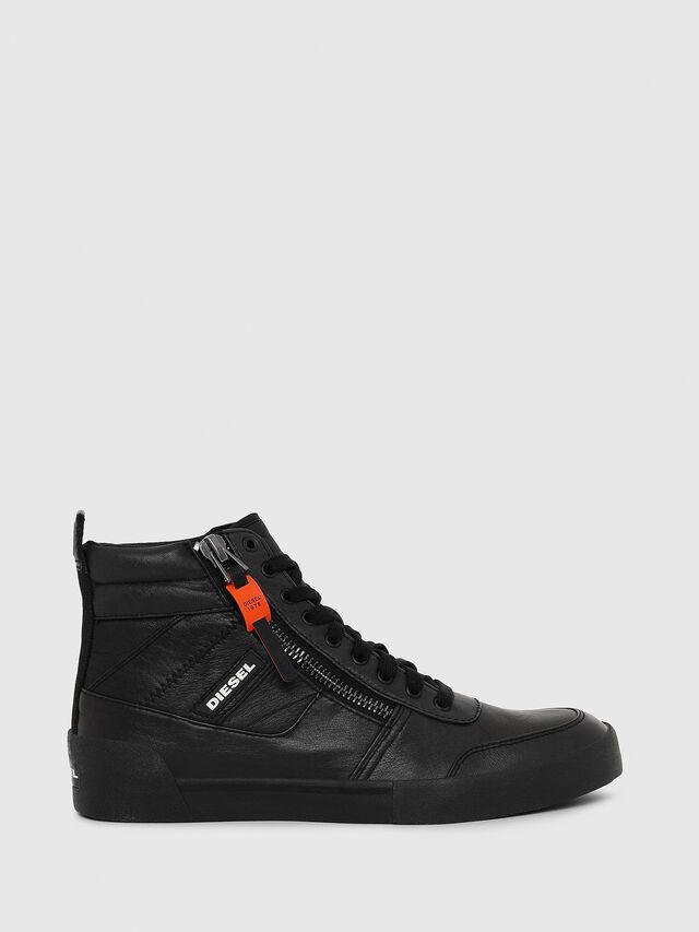 Diesel - S-DVELOWS, Black - Sneakers - Image 1